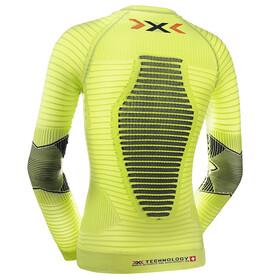 X-Bionic Effektor Running Power Shirt LS Men Green Lime/Black